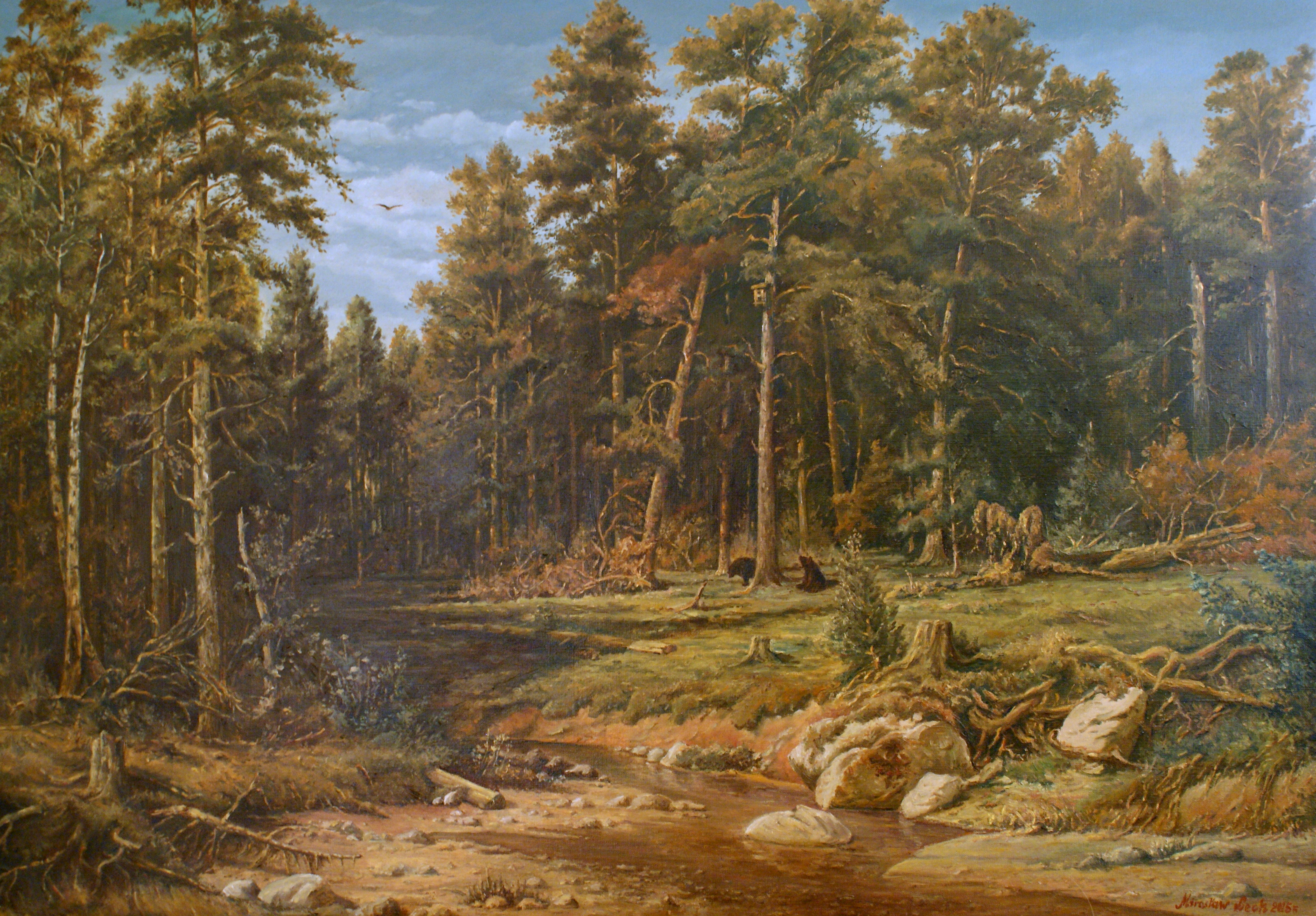 Obraz olejny (15)